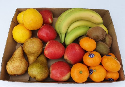 Fruit box 5 5 20
